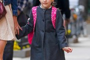 Suri Cruise Pea Coat