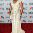 Chandra Wilson Clothes - Beaded Dress