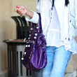 Chanel Iman Oversized Satchel