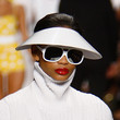 Chanel Iman Oversized Sunglasses