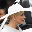 Charlene Wittstock Decorative Hat