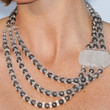 Charlene Wittstock Multi Beaded Necklace