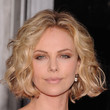 Charlize Theron Hair - Bob