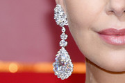 Charlize Theron Dangle Earrings
