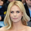 Charlize Theron Hair - Medium Wavy Cut