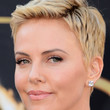 Charlize Theron Hair - Pixie