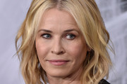 Chelsea Handler Shoulder Length Hairstyles