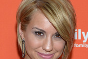 Chelsea Kane Side Parted Straight Cut