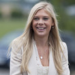 Chelsy Davy Hair - Long Center Part
