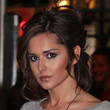 Cheryl Cole Hair - Messy Updo