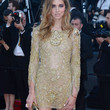 Chiara Ferragni Beaded Dress