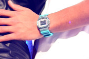 Chris Brown Novelty Strap Watch