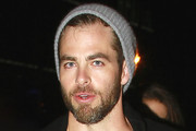 Chris Pine Winter Hats