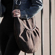 Christina Aguilera Handbags - Suede Hobo