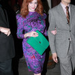 Christina Hendricks Clothes - Cocktail Dress