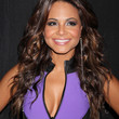 Christina Milian Long Curls