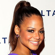 Christina Milian Ponytail