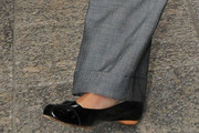 Christy Turlington Ballet Flats