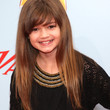 Ciara Bravo Hair - Long Straight Cut with Bangs