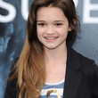 Ciara Bravo Hair - Side Sweep