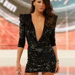 Claudia Galanti Beaded Dress