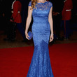 Connie Britton Evening Dress