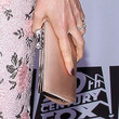 Connie Britton Satin Clutch