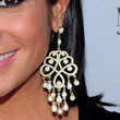 Courtney Mazza Jewelry - Pearl Chandelier Earrings