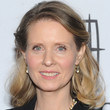 Cynthia Nixon Half Up Half Down