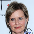 Cynthia Nixon Hair - Short Side Part