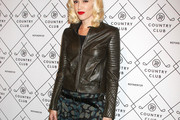 Gwen Stefani Leather Jacket