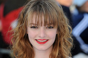 Dakota Blue Richards Medium Wavy Cut with Bangs