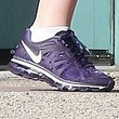 Dakota Fanning Running Shoes
