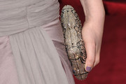 Deborah Ann Woll Gemstone Inlaid Clutch