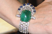 Debra Messing Gemstone Bracelet
