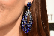 Debra Messing Chandelier Earrings