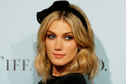 Delta Goodrem Shoulder Length Hairstyles
