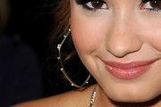 Demi Lovato Sterling Hoops