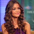 Denise Richards Hair - Long Curls