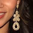 Denise Vasi Gold Dangle Earrings