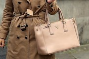 Denise van Outen Leather Tote
