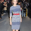 Diane Kruger Clothes - Print Dress