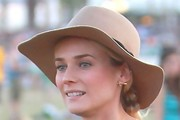 Diane Kruger Walker Hat