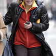Diane Sawyer Clothes - Down Jacket