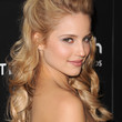 Dianna Agron Hair - Long Curls