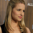 Dianna Agron Hair - Medium Straight Cut