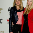 Donna Air Leather Jacket