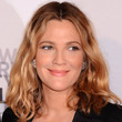 Drew Barrymore Medium Wavy Cut