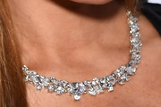 Paris Hilton Diamond Collar Necklace