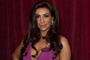Shobna Gulati Long Cornrows